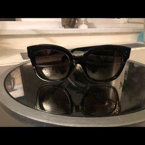 Celine Audrey sunglasses - brand new